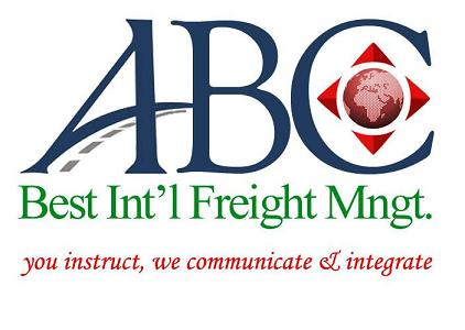 ABC BEST INT'L FREIGHT MNGT.