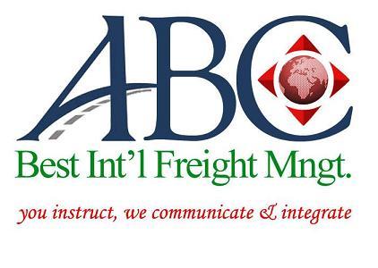 ABC BEST INT'L FREIGHT MNGT.